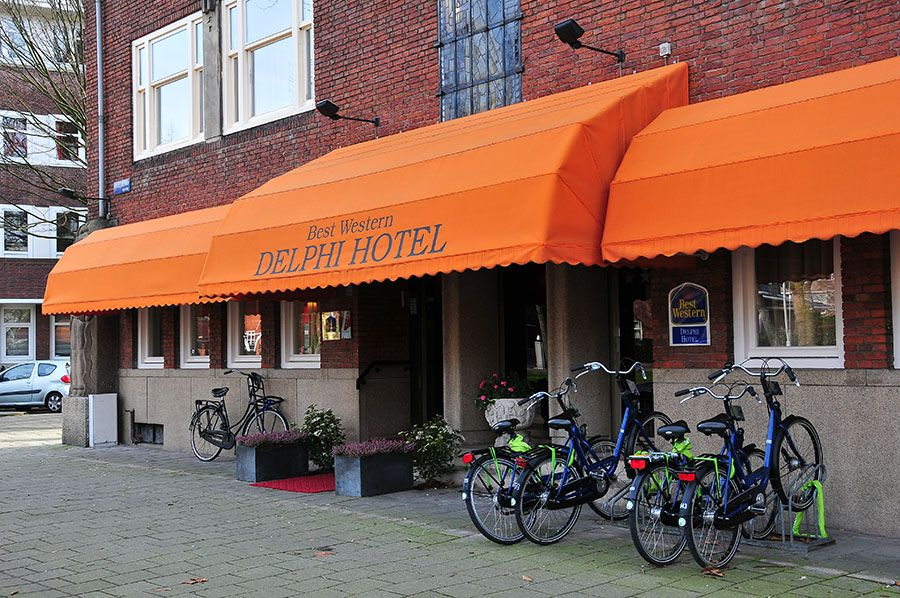 delphi hôtel, amsterdam