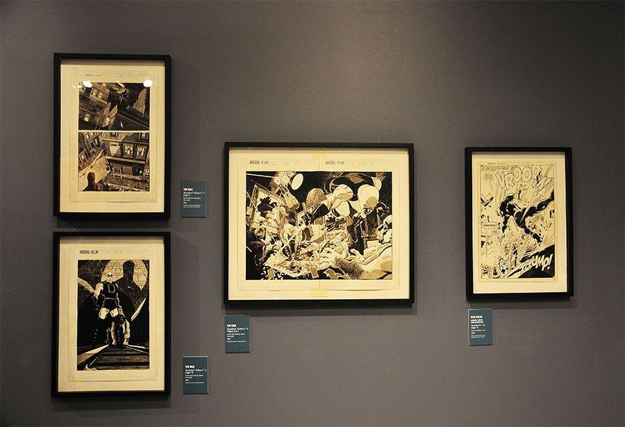 exposition marvel musée arts ludiques