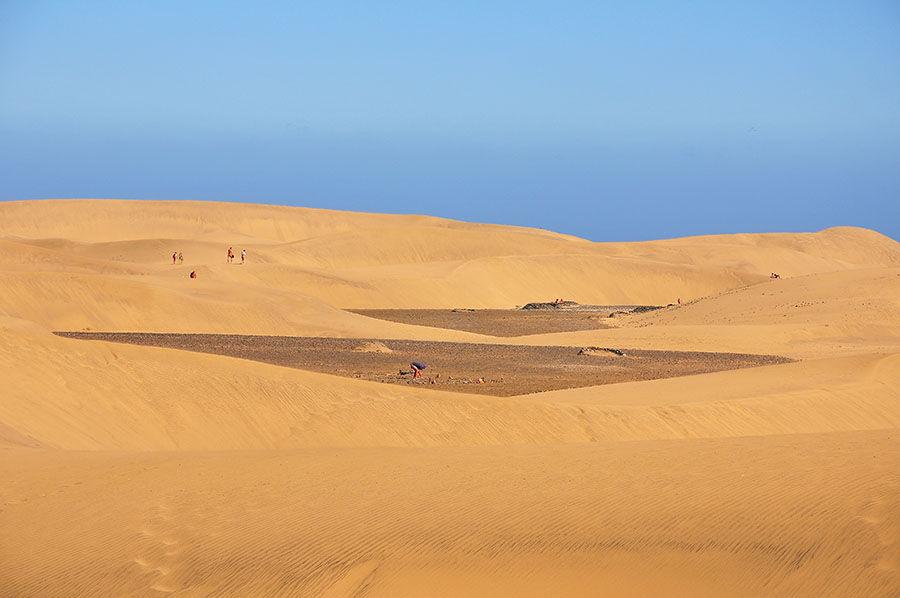 dunes maspalomas, gran canaria