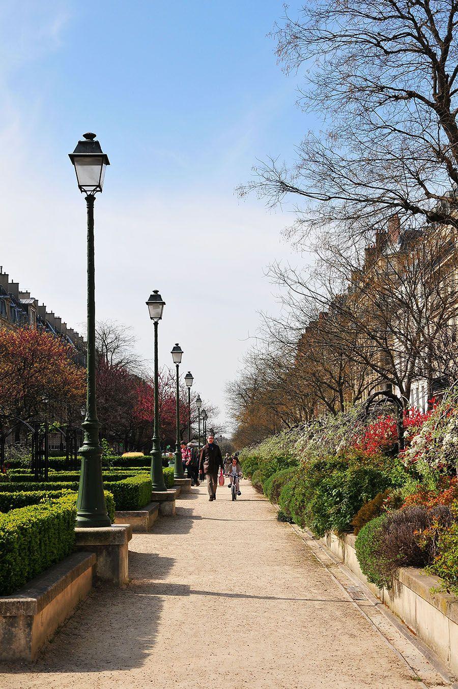 promenade pereire paris