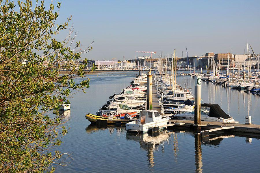 port de plaisance, Lorient