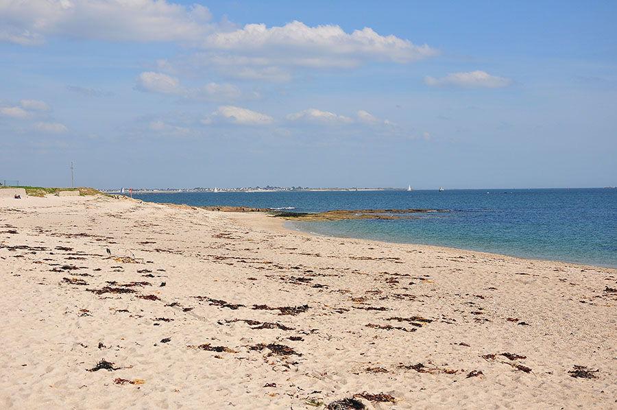 Sur l'île de Groix...
