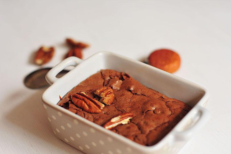 brownie américain noix de pécan