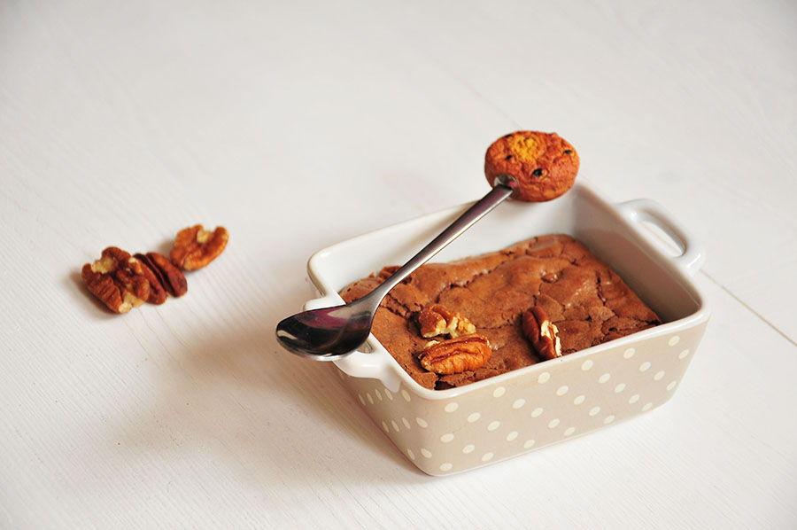 brownie américain chocolat