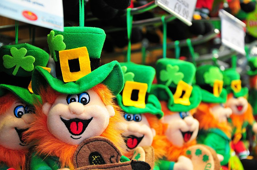 leprechaun, irlande