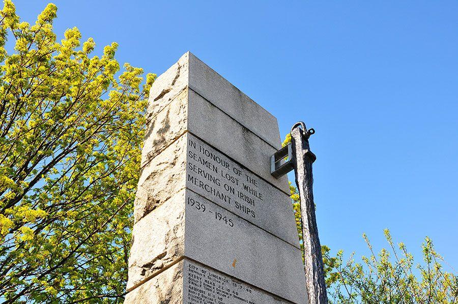 monument marins irlande