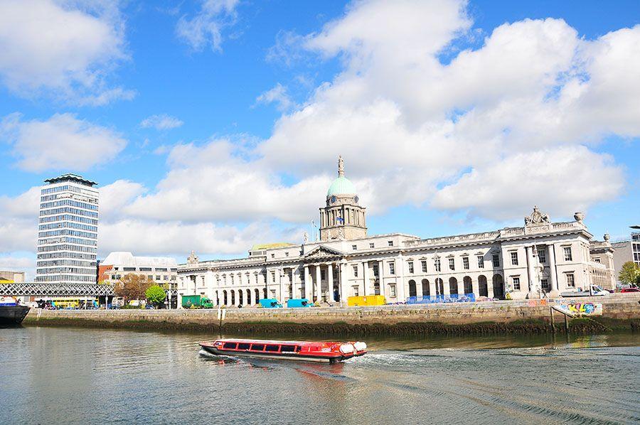 Custom House Dublin