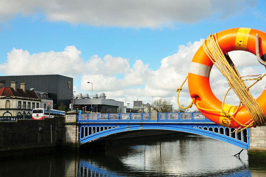 Dublin et ses ponts