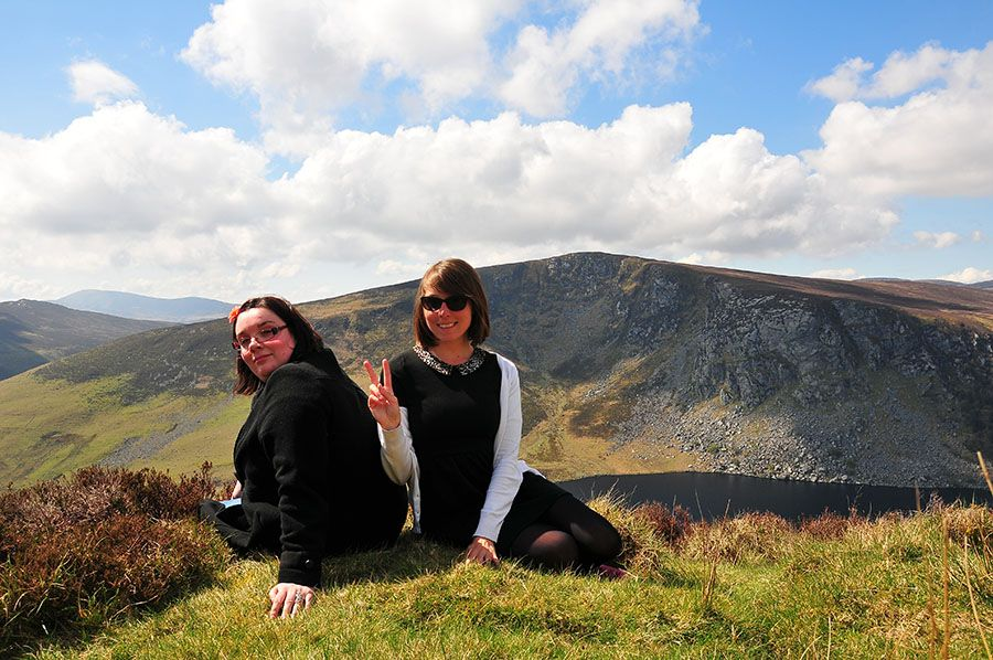 roadtrip irlande lough tay