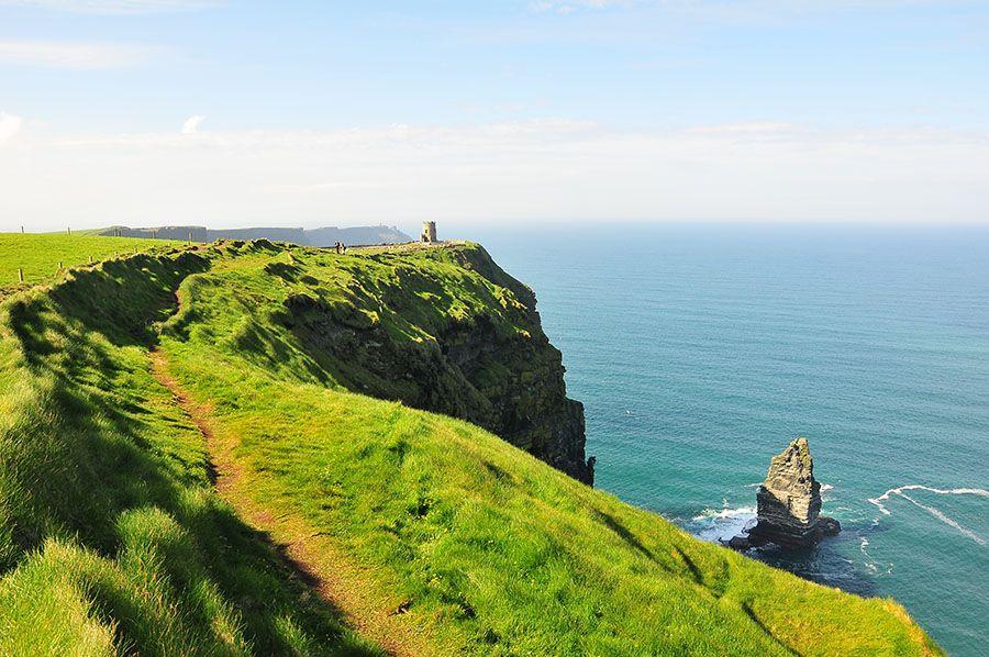 roadtrip irlande, falaises de moher