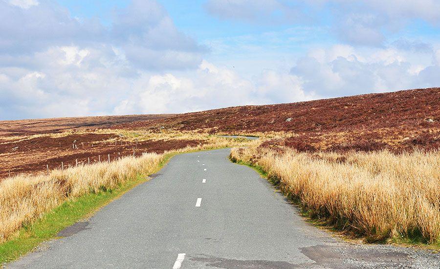 military road dublin