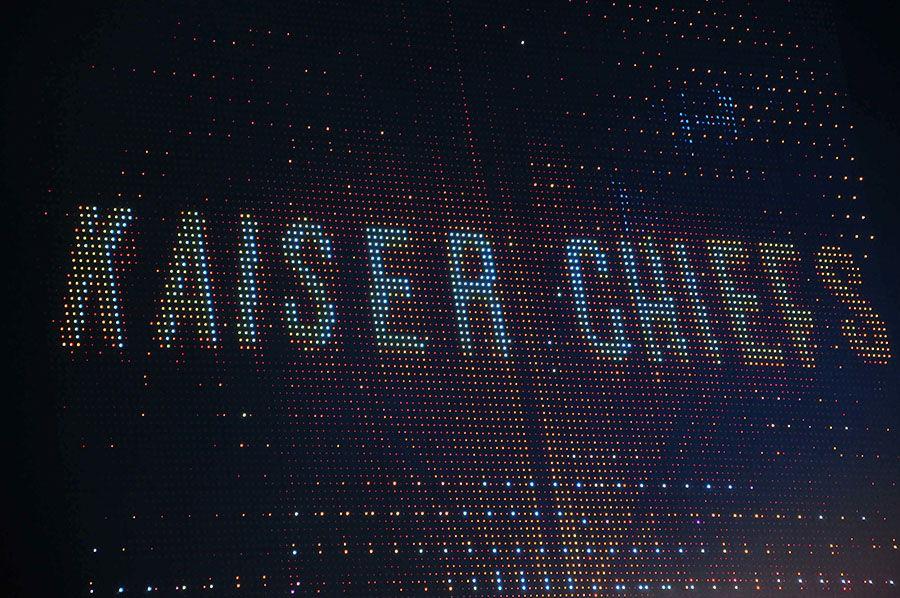 kaiser chiefs, concert