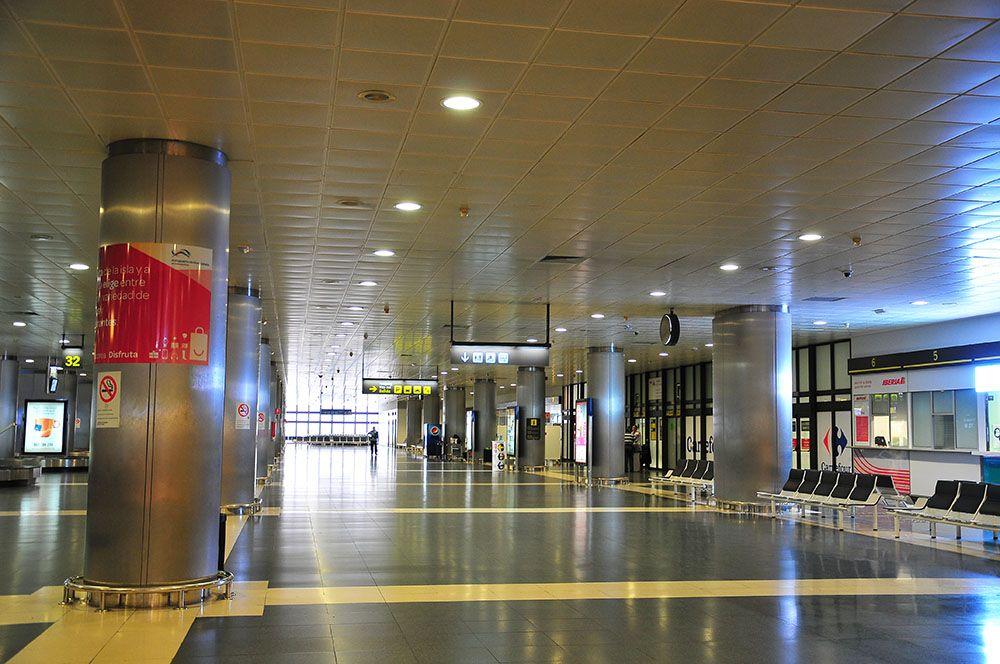 aéroport las palmas