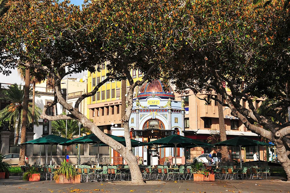 City-guide : Las Palmas