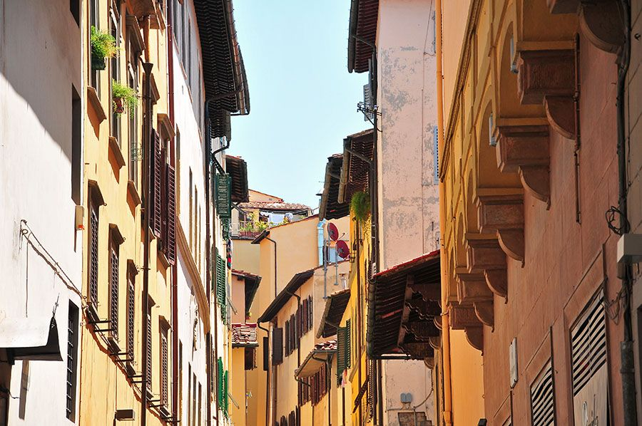 ruelles florence