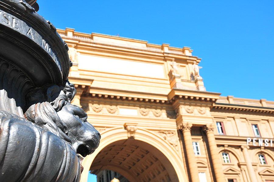 piazza de la reppublica florence
