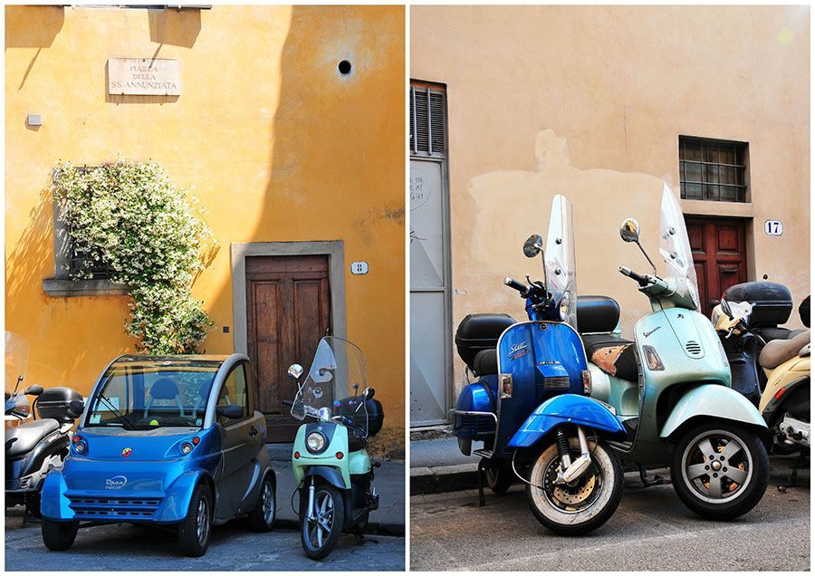 scooters florence