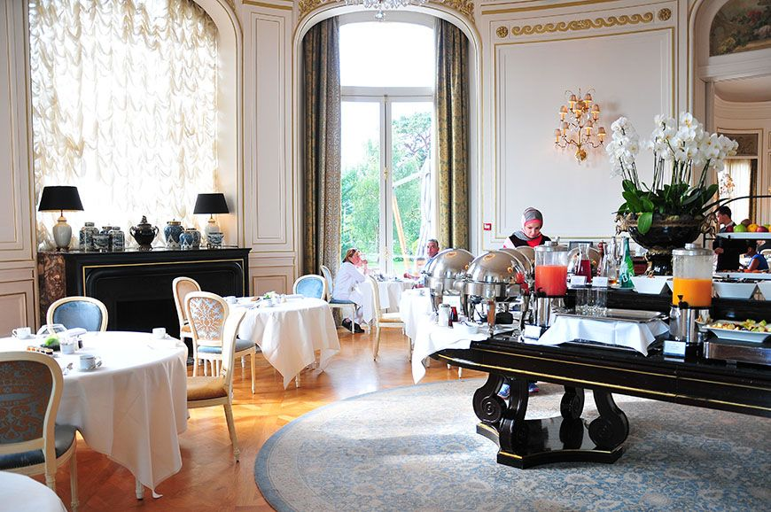 hotel montroyal chantilly