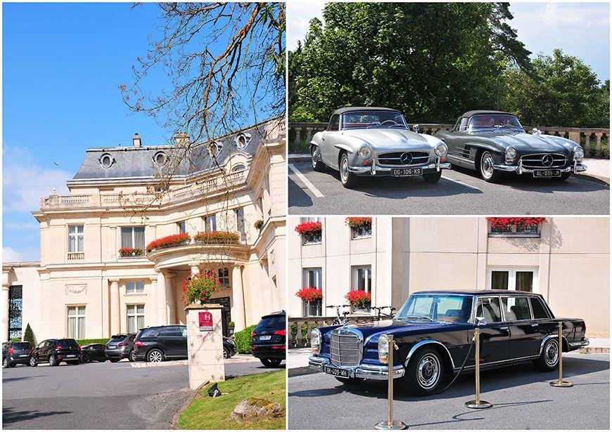 Thalasso à Chantilly