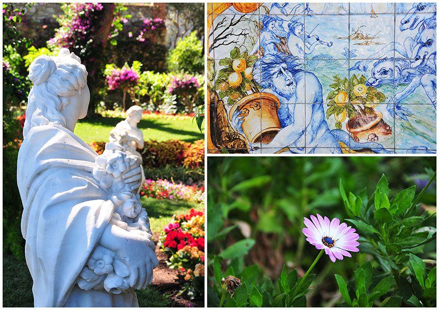 capri jardins san augusto
