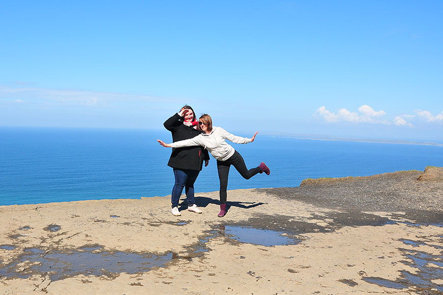 falaises de moher