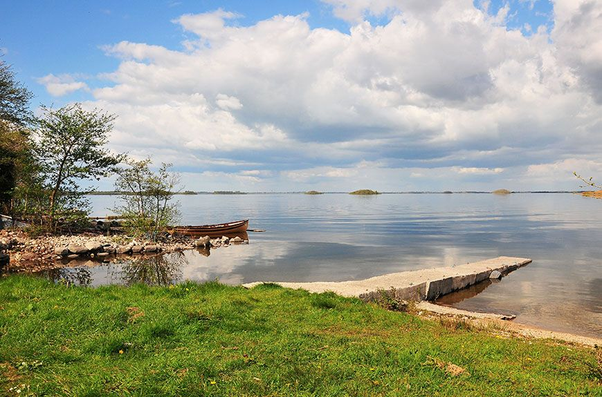 lacs du connemara