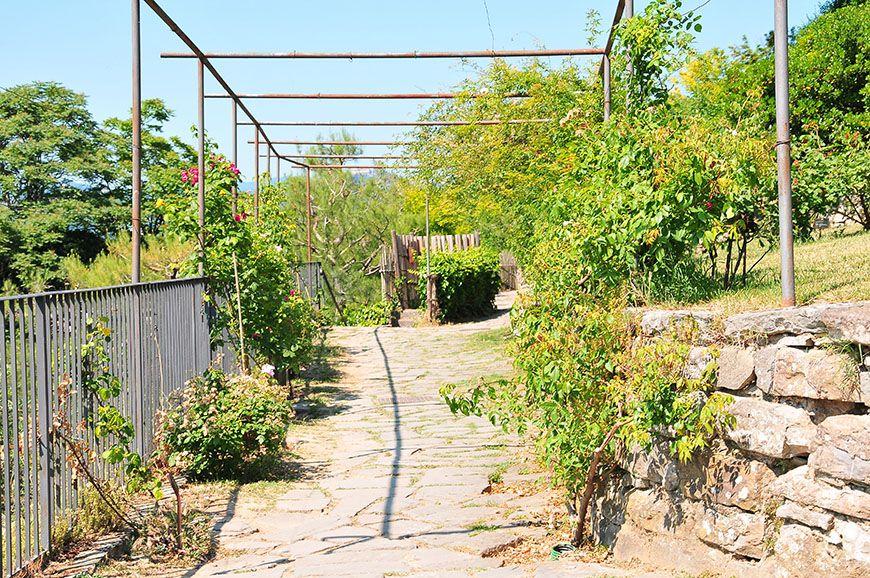 jardin des roses florence
