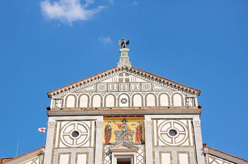 florence église san miniato