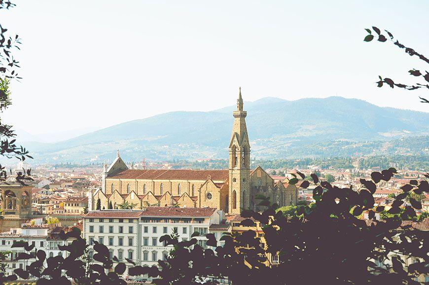 panorama florence