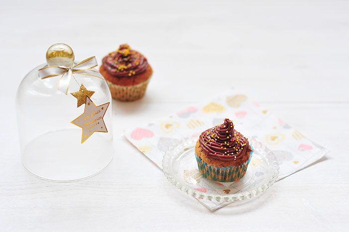 Cupcakes pralinés