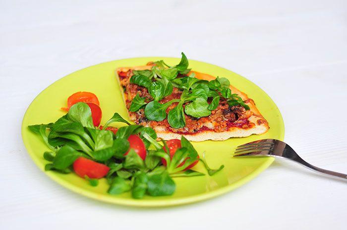 pizza roquefort noix