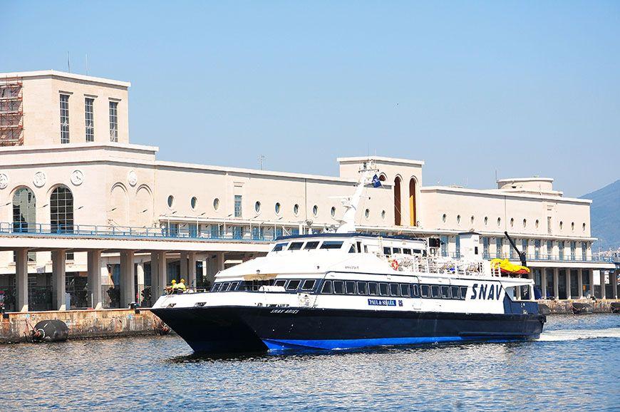 naples ferry