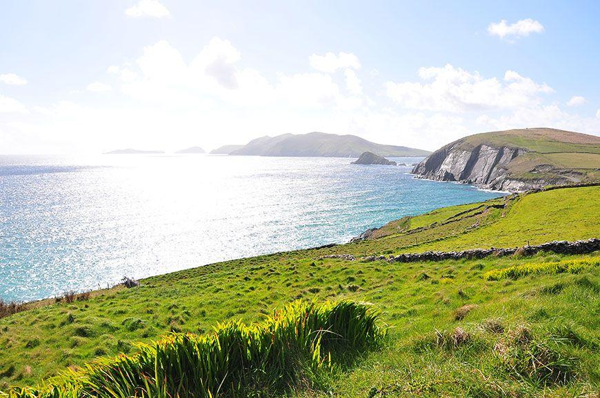 baie de dingle irlande