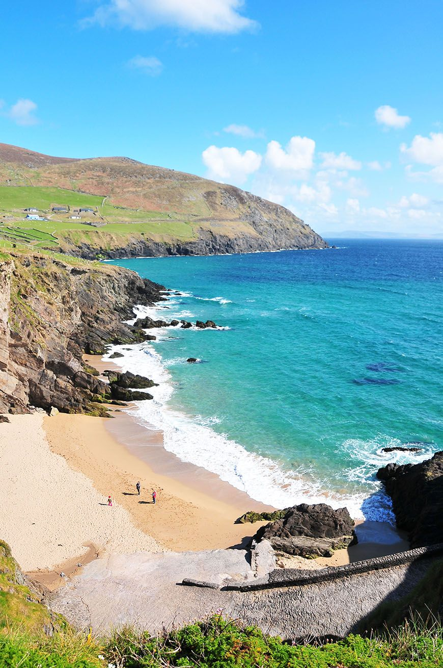 baie de dingle irlande