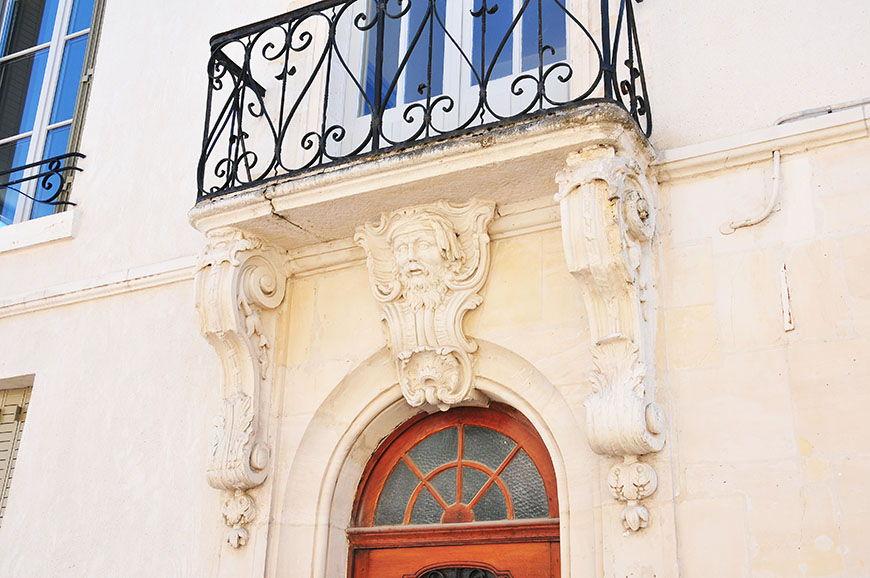 façade laon