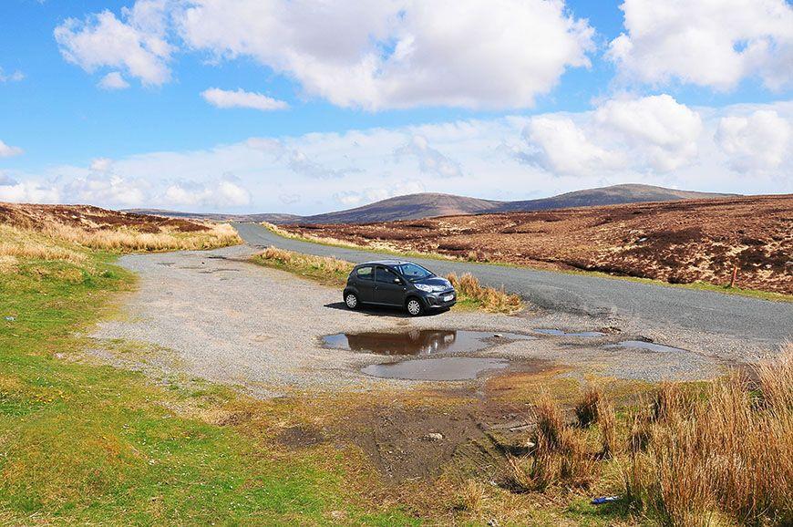 voiture location irlande