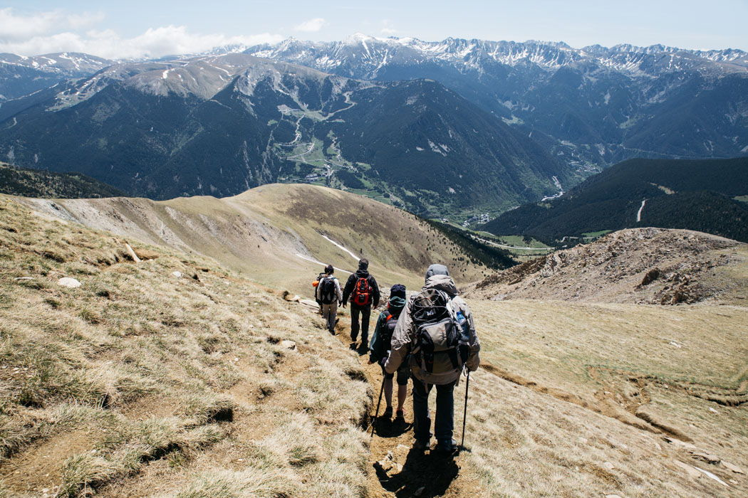 Randonnee-Pyrenees-Andorre