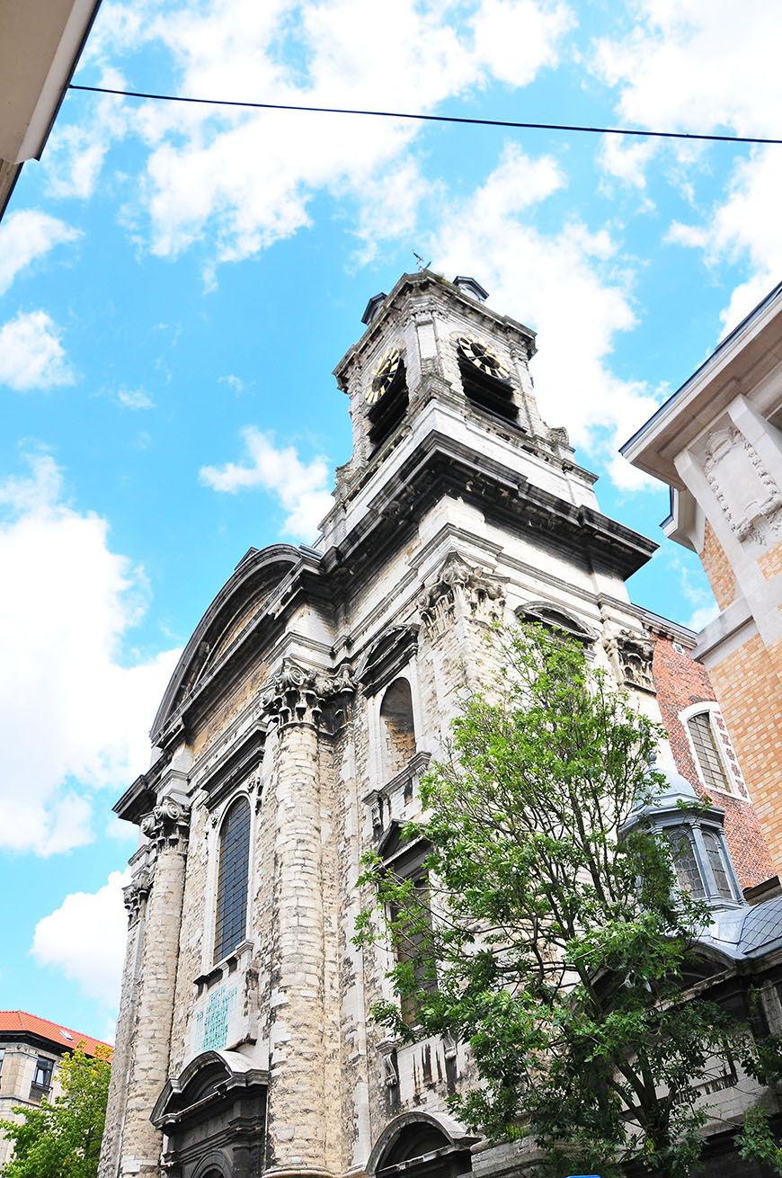 église des saints jean et étienne