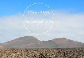 Parc du Timanfaya, Lanzarote, Canaries