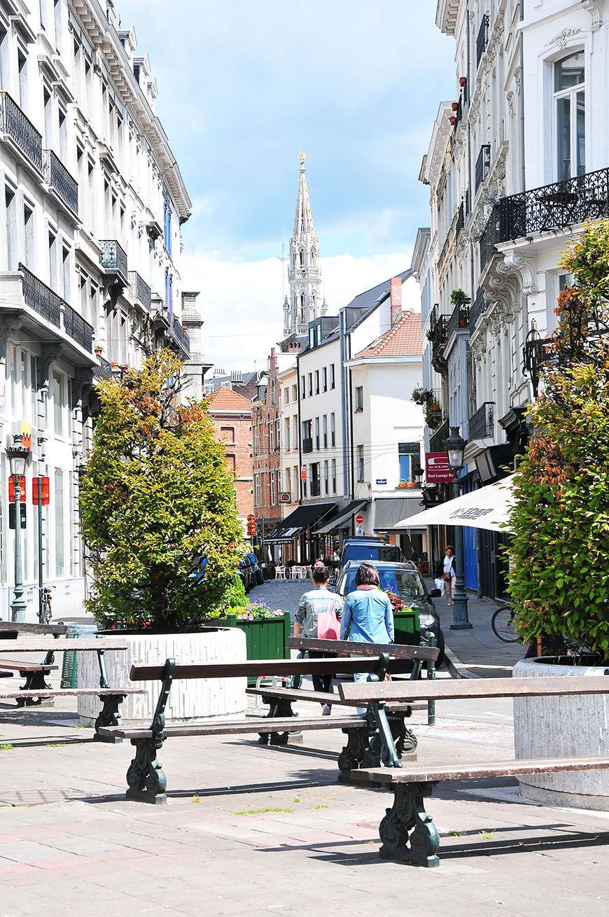 place à Bruxelles