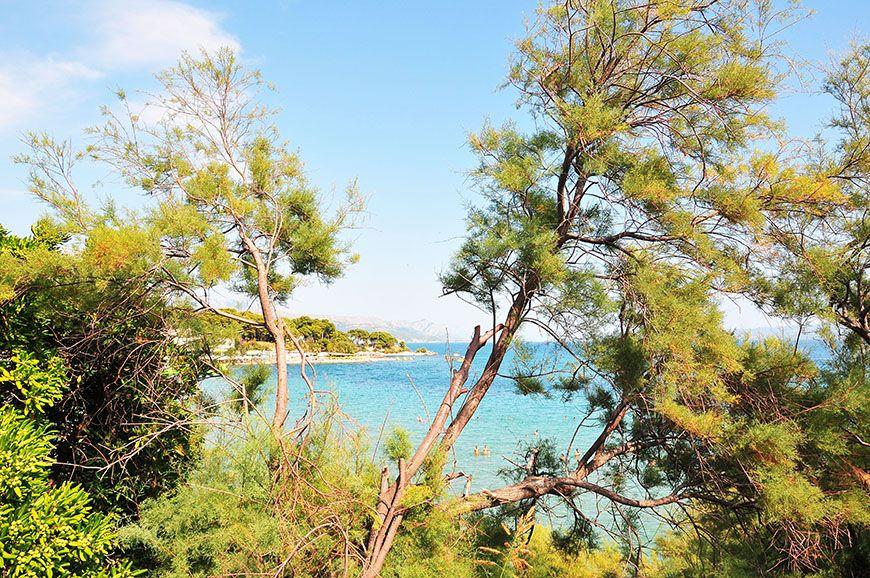 plage à Split