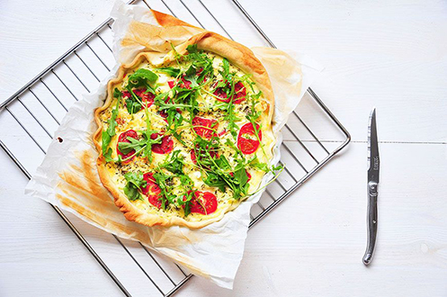 quiche-courgettes-tomates