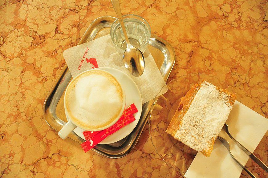 café à vienne