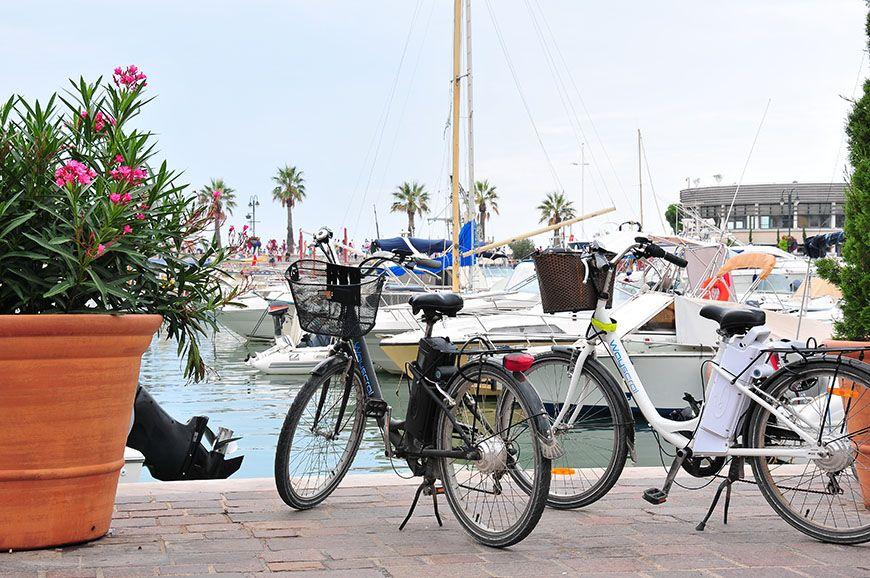 une journée à Cassis port