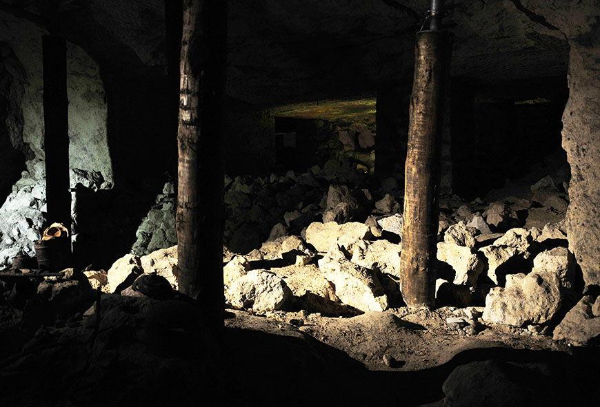 caverne du dragon grotte