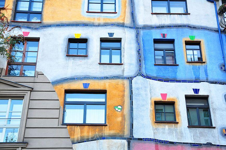 maison de Hundertwasser