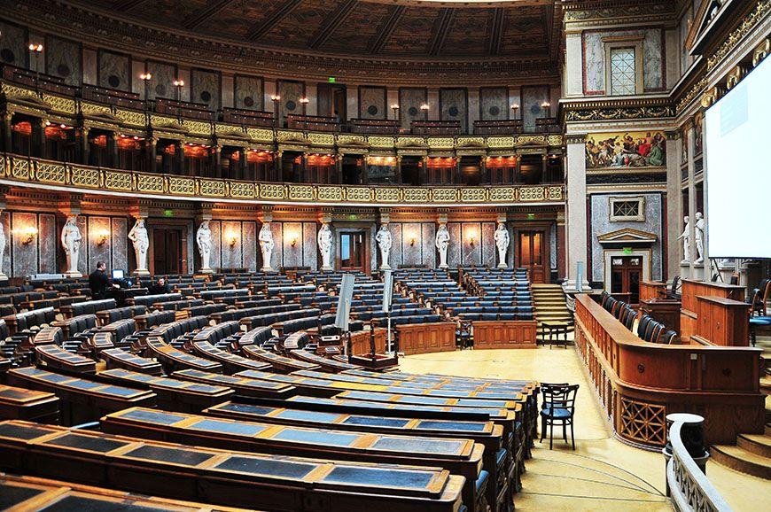 parlement-vienne