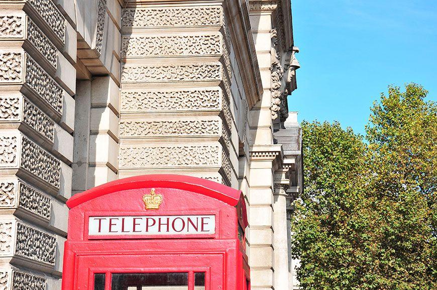 rues londoniennes