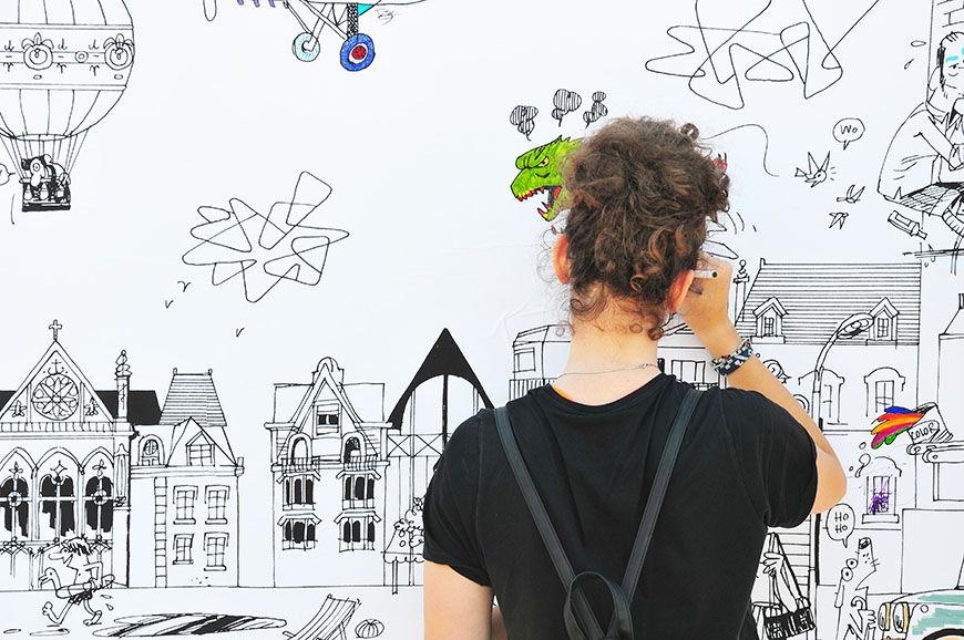 street art saint-quentin