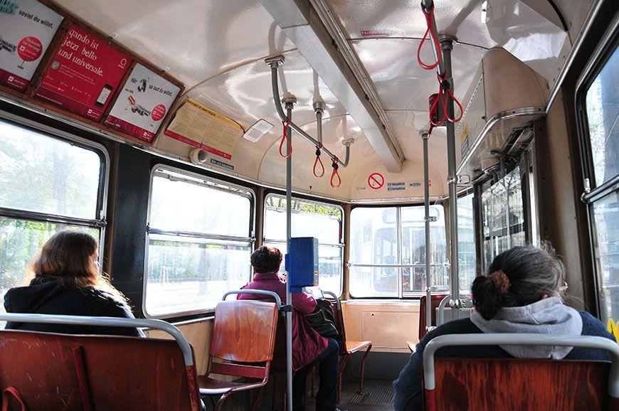 tram vienne